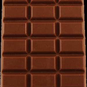 Tablette chocolat au lait 42% pur beurre de cacao