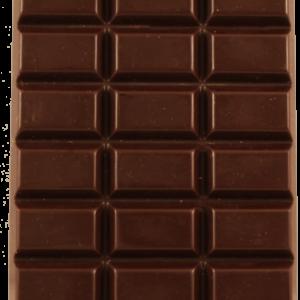 Tablette en chocolat noir 72% pur beurre de cacao