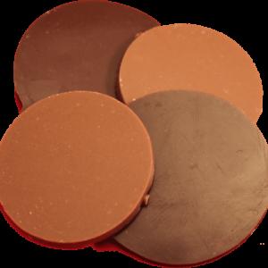 Chocolat Maltitol chocolat noir ou lait pur beurre de cacao